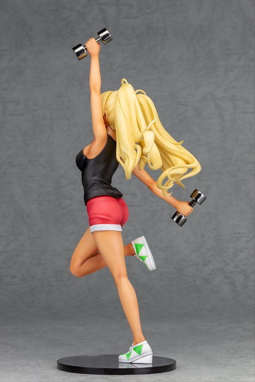 How Heavy Are The Dumbbells You Lift - 1/7 Hibiki Sakura PVC Figure