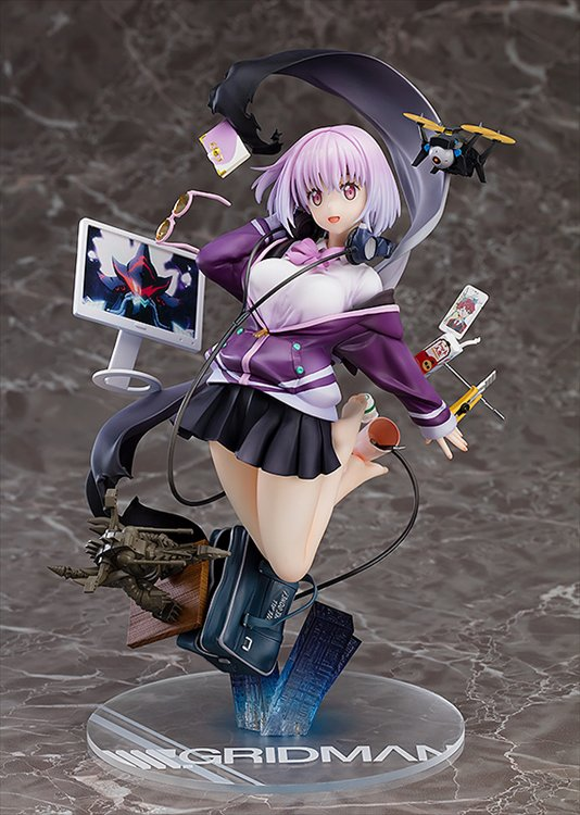 SSSS.Gridman - 1/7 Akane Shinjo A Wish Come True Verl PVC Figure