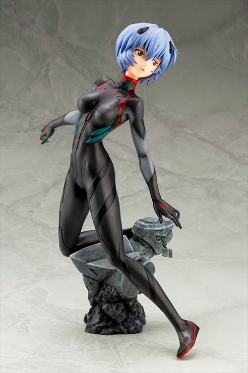 Evangelion: 3.0 You Can Not Redo - 1/6 Rei Ayanami Plugsuit Ver. Statue
