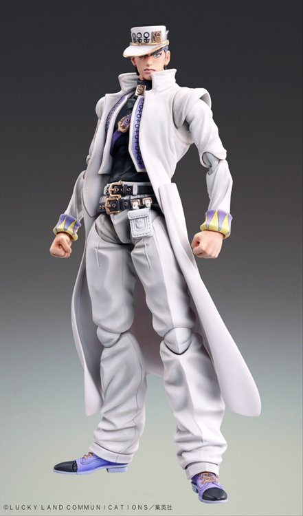 Jojos Bizarre Adventure Part 4 Diamond Is Unbreakable - Jotaro Kujo Chozokado Figure Re-release
