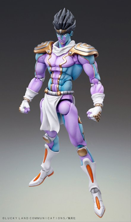 Jojos Bizarre Adventure Part 4 Diamond Is Unbreakable - Star Platinum Chozokado Figure Re-release
