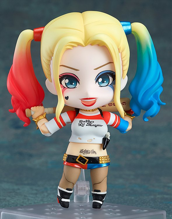 Suicide Squad - Harley Quinn Suicide Edition Nendoroid Re-release