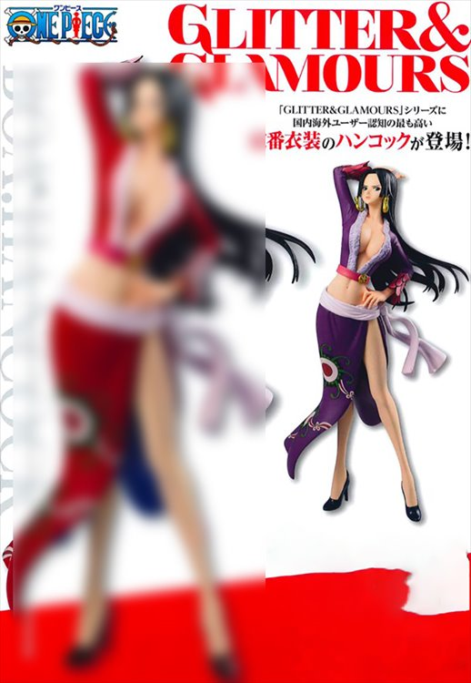 One Piece - Boa Hancok Glitter and Glamour Prize Figure B