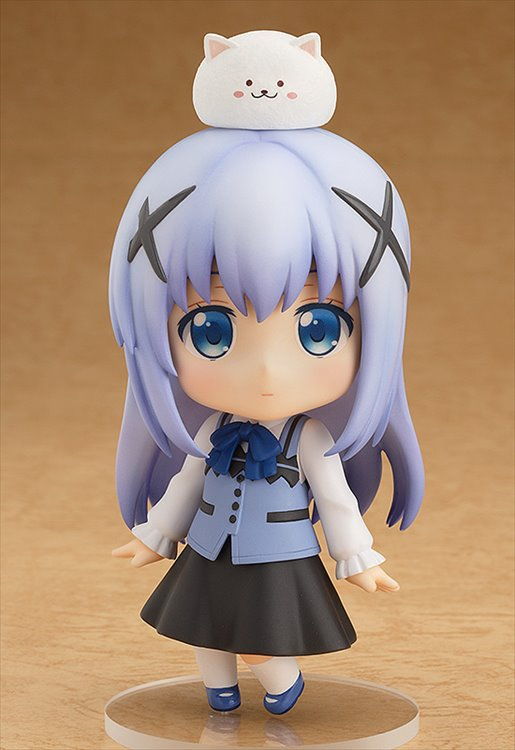 Is The Order A Rabbit - Chino Nendoroid Re-release