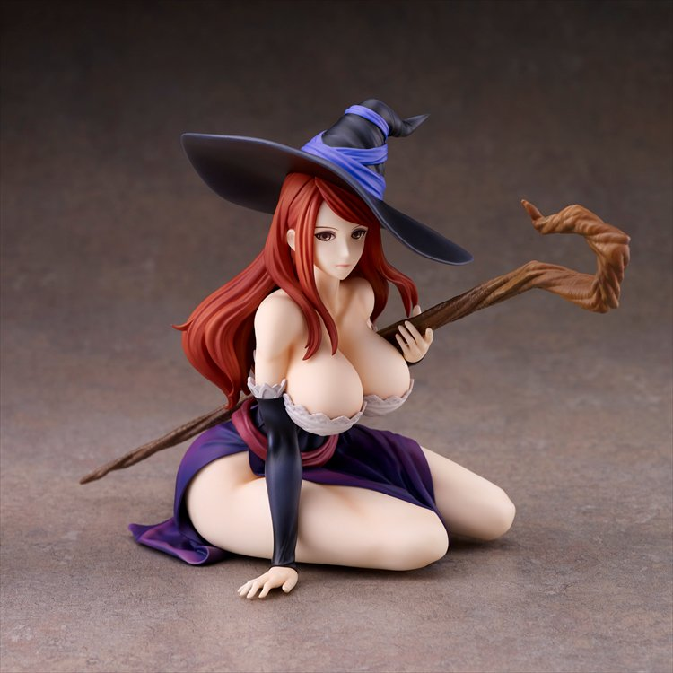 Dragons Crown - Non Scale Sorceress PVC Figure