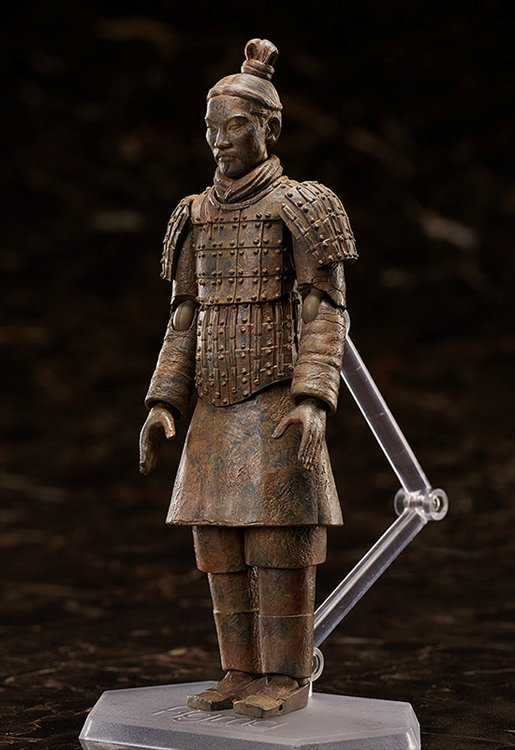 The Table Museum -Annex- Terracotta Army figma