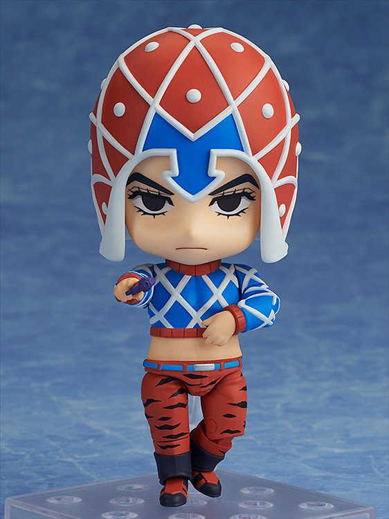 Jojos Bizarre Adventure Golden Wind - Guido Mista Nendoroid