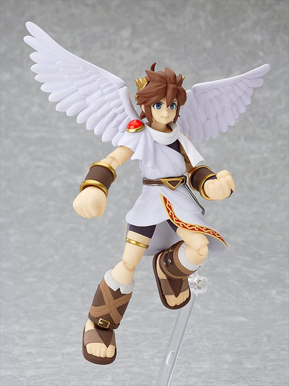 Kid Icarus Uprising - Pit Figma Re-release