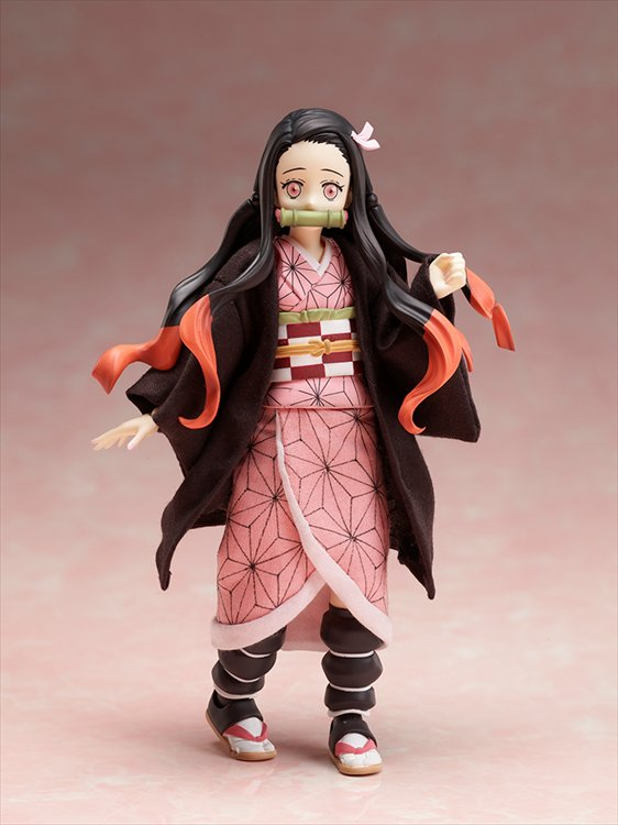 Demon Slayer - 1/12 Nezuko Kamado Buzzmod Action PVC Figure