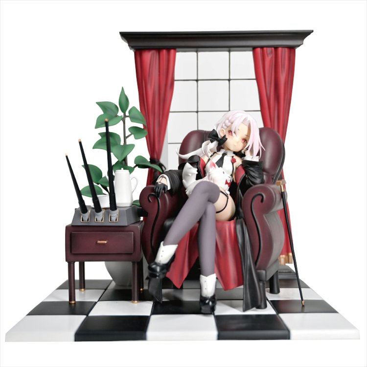 Warship Girls R - 1/7 Vittorio Veneto Pitch Black Oath Deluxe Version PVC Figure