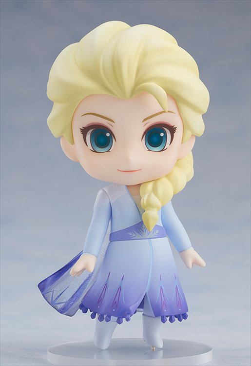 Frozen 2 - Elsa Blue Dress Ver. Nendoroid
