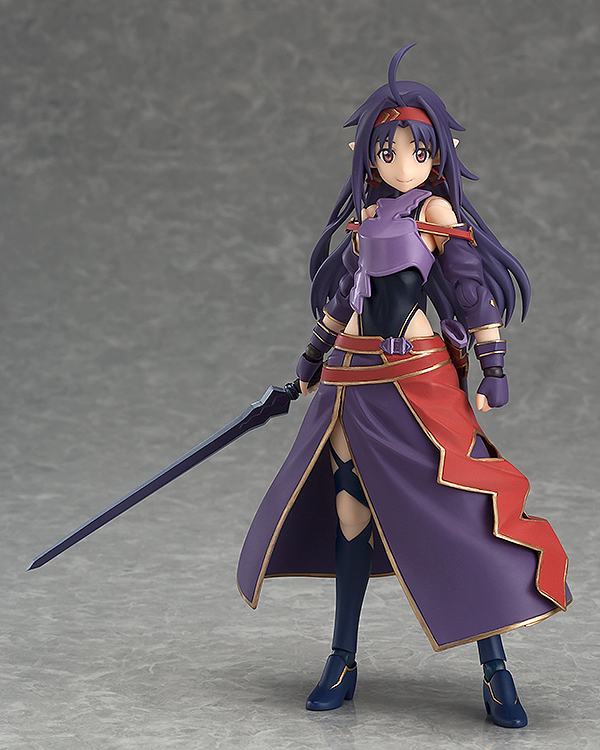 Sword Art Online Alicization War Of Underworld - Yuuki Figma