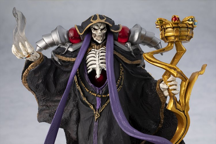 Overlord - Non Scale Ainz Ooal Gown Overseas Ver. PVC Figure