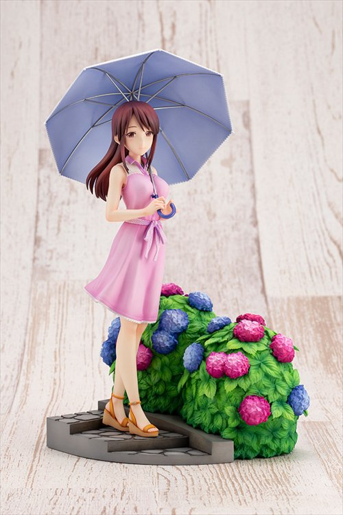 The Idolmaster Cinderella Girls - 1/8 Miyu Mifune Off Stage PVC Figure