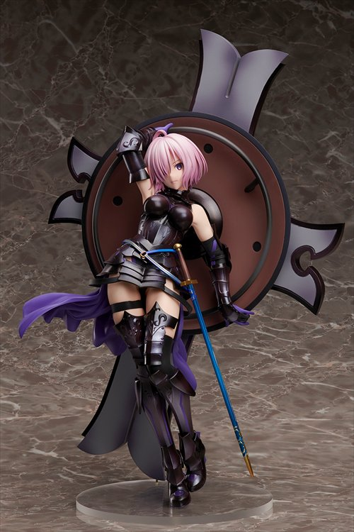 Fate Grand Order - 1/7 Shielder Mash Kyrielight PVC Figure Re-release