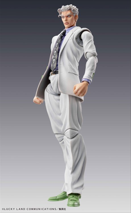 Jojos Bizarre Adventure Part 4 Diamond Is Unbreakable - Yoshikage Kira Chozokado Figure