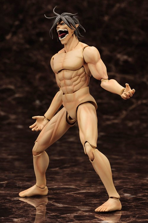 Attack On Titan - Eren Yeager Model Kit