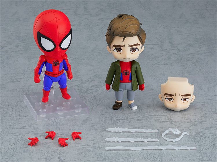Spiderman Into The Spiderverse - Peter Parker Spiderverse Ver. Dx Nendoroid