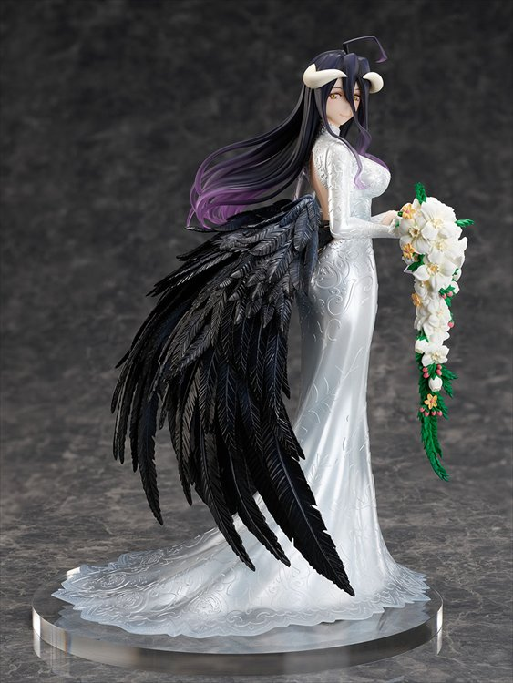 Overlord III - 1/7 Albedo Wedding Dress Ver. PVC Figure