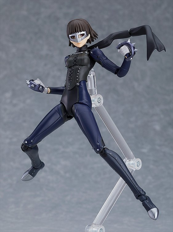 Persona 5 The Animation - Figma Queen PVC Figure Re-release