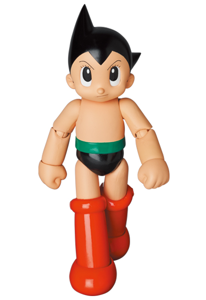 Astro Boy - Non Scale Mighty Atom Ver. 1.5 Mafex PVC Figure