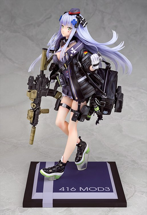 Girls Frontline - 1/7 416 Mod3 Heavy Damage Ver. PVC Figure