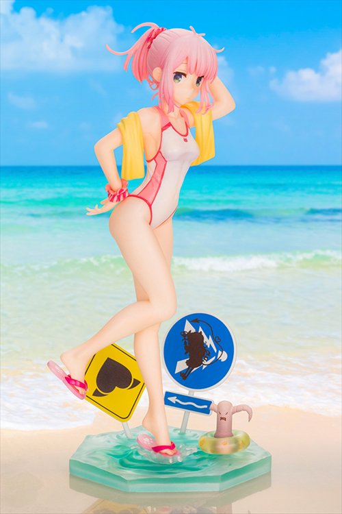 The Demon Girl Next Door - 1/7 Momo Chiyoda Swimsuit Ver. PVC Figure