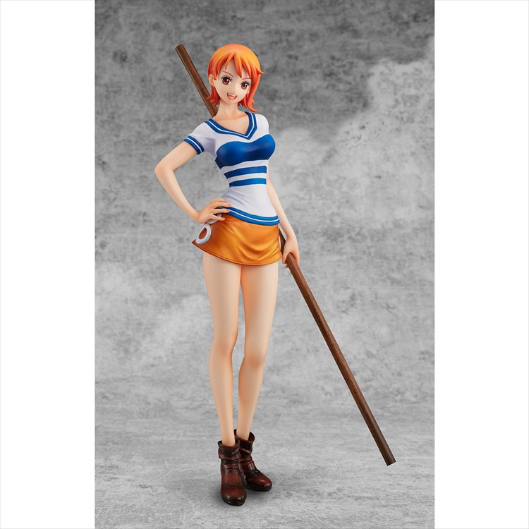 One Piece - Non Scale Nami Playback P.O.P PVC Figure