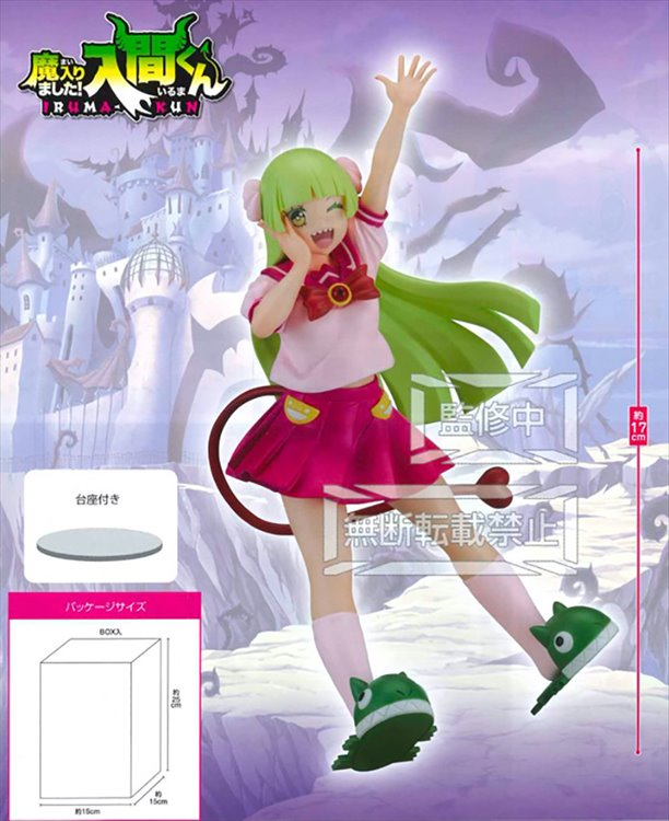 Welcome To Demon School Iruma Kun - Clara Valac Prize Figure