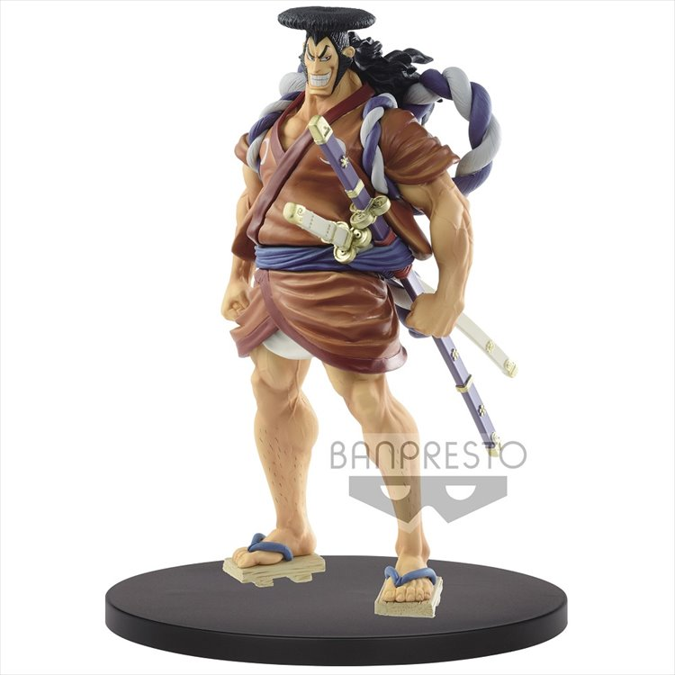 One Piece - Grandline Men DXF Figure Oden