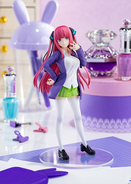 The Quintessential Quintuplets - Pop Up Parade Nino Nakano PVC Figure