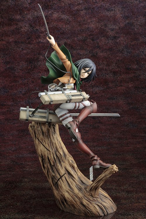 Attack On Titan - 1/8 Mikasa Ackerman Ver. Artfx J Re-release