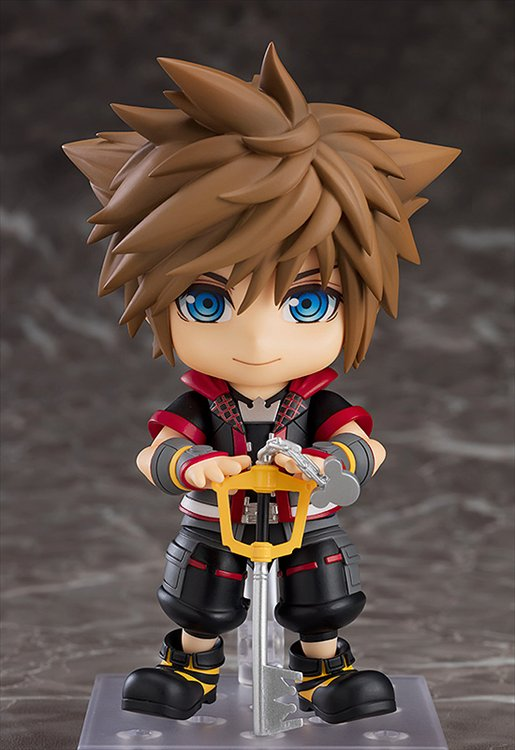 Kingdom Hearts III - Sora Kingdom Hearts Iii Ver. Nendoroid