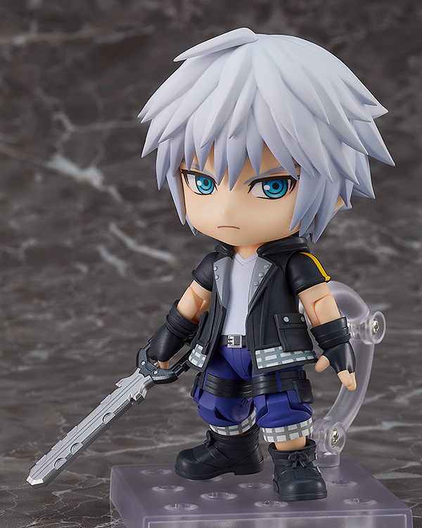 Kingdom Hearts III - Riku Kingdom Hearts Iii Ver. Nendoroid