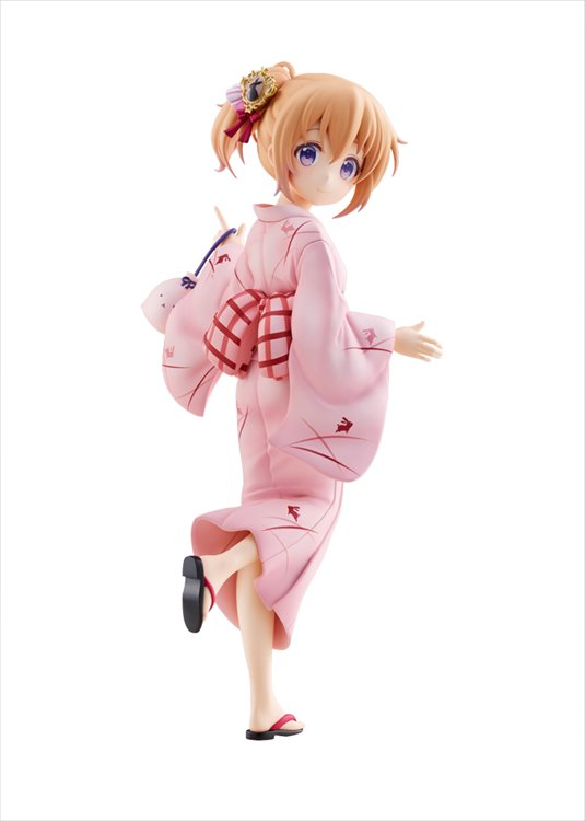 Is The Order A Rabbit Bloom - 1/7 Cocoa Summer Festival PVC Figure