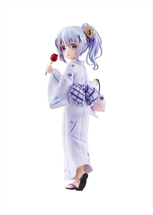 Is The Order A Rabbit Bloom - 1/7 Chino Summer Festival PVC Figure