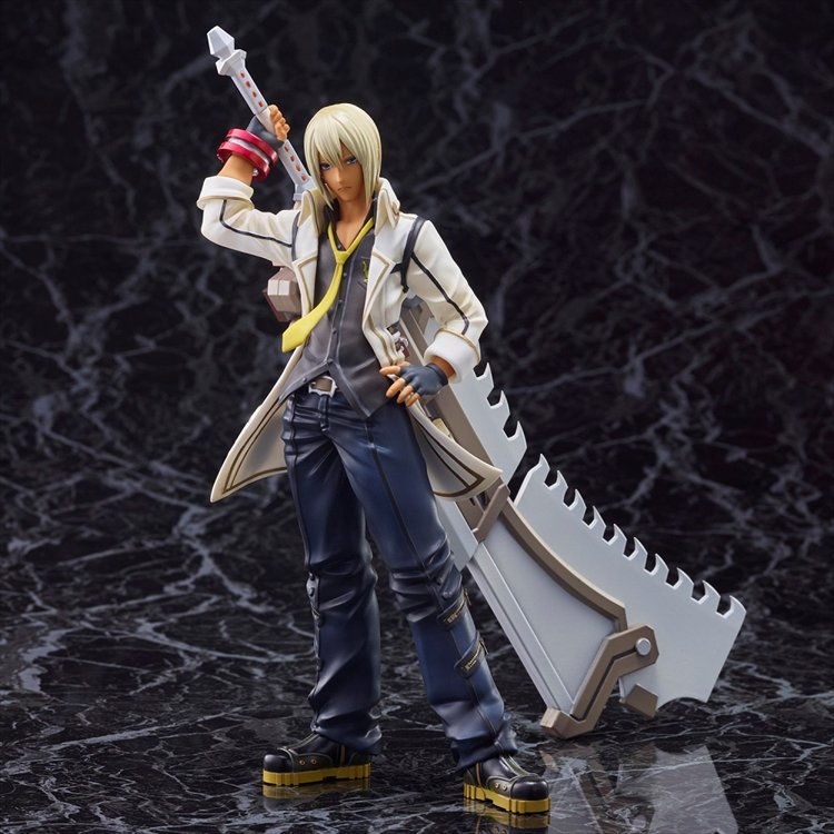 God Eater 2 - Non Scale Soma Schicksal Limited Ver. PVC Figure