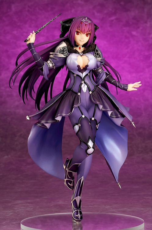 Fate Grand Order - 1/7 Caster Scathach Skadi 2nd Ascension PVC Figure