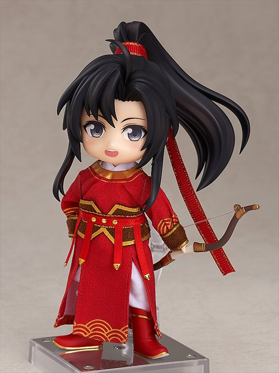 The Master Of Diabolism - Doll Wei Wuxian Qishan Night-hunt Ver. Nendoroid