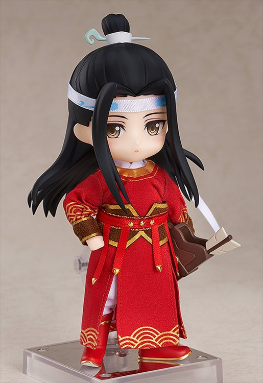 The Master Of Diabolism - Doll Lan Wangji Qishan Night-hunt Ver. Nendoroid