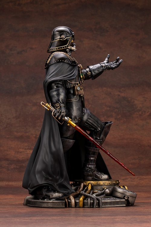 Star Wars The Empire Strikes Back - 1/7 Darth Vader Industrial Empire Ver. Artist Series ARTFX Statue