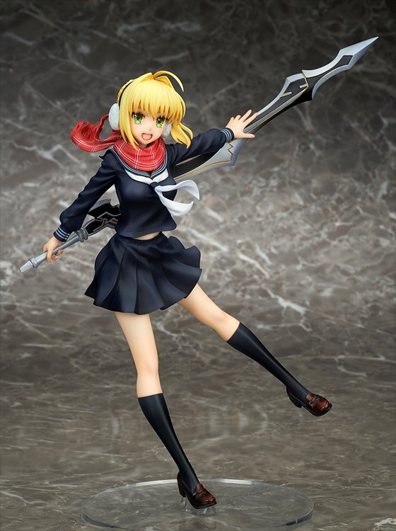 Fate Extella Link - 1/7 Nero Claudius Winter Roman Outfit Another Ver. PVC Figure