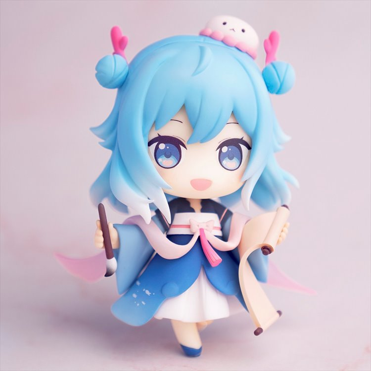 Original Character - Haiyi Hualong Deformed Ver. PVC Figure