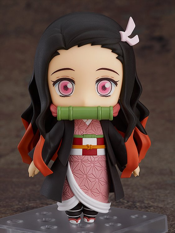 Demon Slayer - Nezuko Kamado Nendoroid Re-release