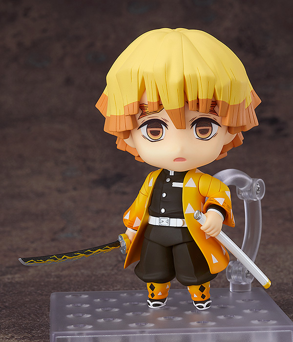 Demon Slayer - Zenitsu Agatsuma Nendoroid Re-release