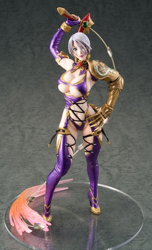Queens Gate - 1/8 Soul Calibur Ivy Hobby Japan HJ Limited PVC Figure