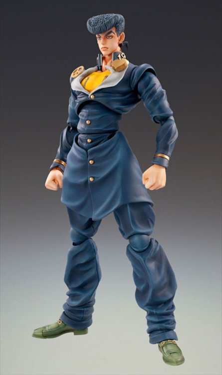 JoJos Bizarre Adventure - Josuke Higashikata Super Action Statue Part.IV Re-Release