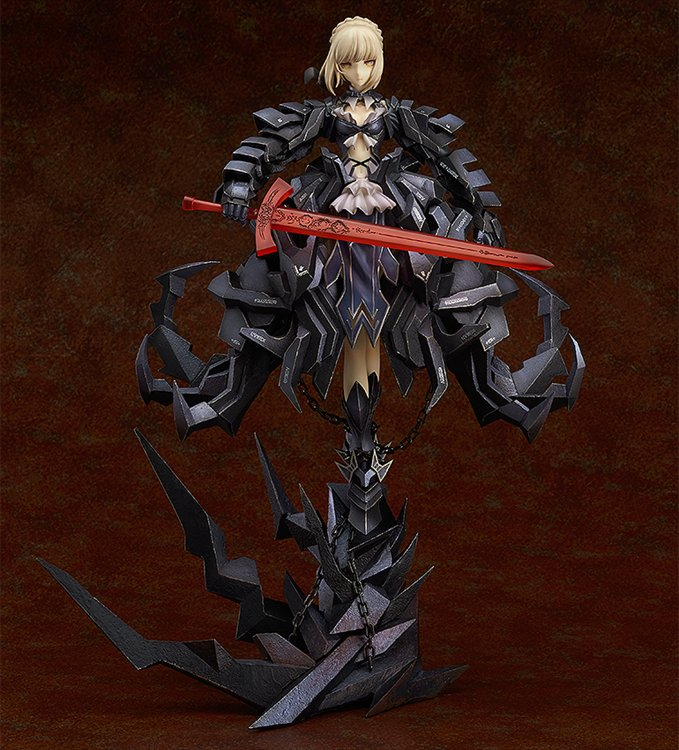 Fate Stay Night - 1/7 Saber Alter Huke Collaboration Package PVC Figure