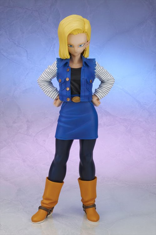 Dragon Ball Z - Android 18 Gigantic Series PVC Figure