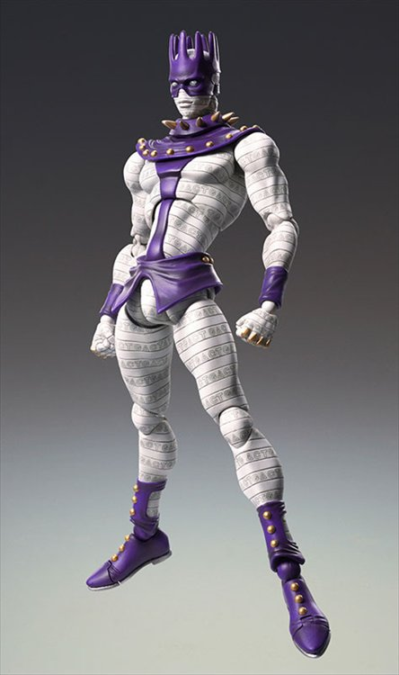 JoJos Bizarre Adventure - White Snake Part VI Super Action Statue